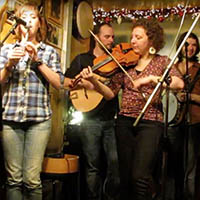 The wind that shakes the barley reel violin chords tin whistle